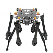 X-CAM Kongcopter FH800 STD FPV 810mm Folding Hexacopter with Landing Gear Motor ESC Props