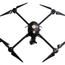 DA-800 Black Eagle Series Light Weight Carbon Fiber Quadcopter Integrated Frame Kits for UAV Drone FPV Photography
