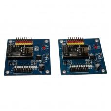 8CH Wirless Servo Controller Control Board 2.4G Wireless Follow Focus DIY 100M Controlling Distance
