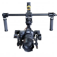 F330 3 Axis Handheld Brushless Gimbal Stabilizer Frame Kits for 5D GH3 GH4 DSLR Camera