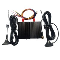 433M Large Power Long Distance Transmission Wireless Module TTL/ RS485 Receiver Port RX TX Telemetry Module