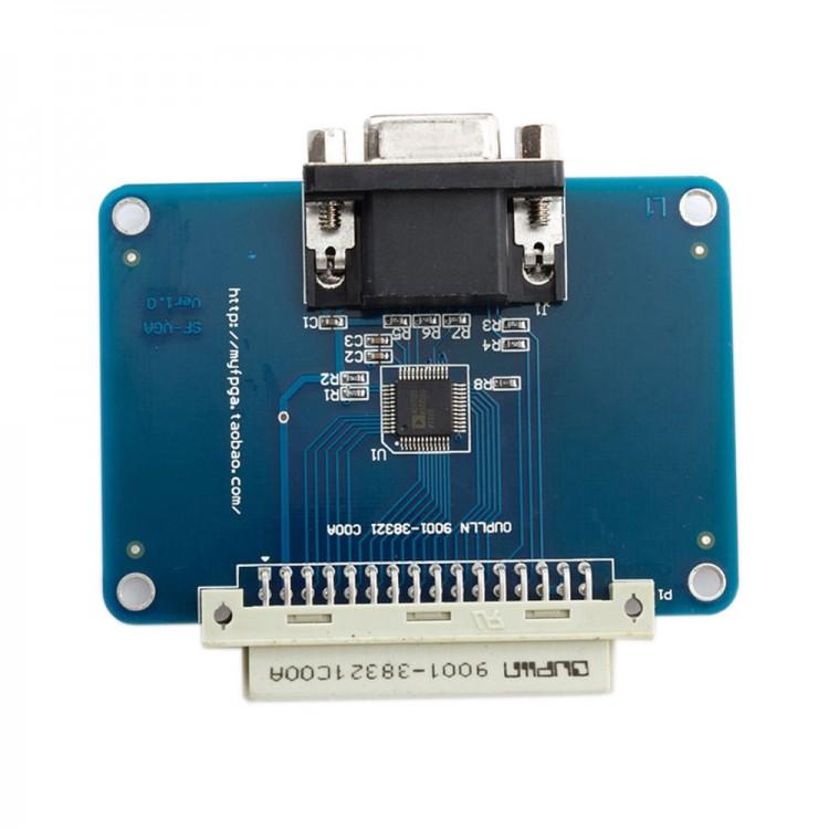 SF-VGA FPGA Develop Board Display Video Collection altera - Free