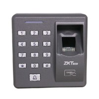 ZKsoftware Super Mini Size X7 Fingerprint Access Control Finger ID Card Reader