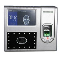 Zksoftware Iface502 Fingerprint Face Reader Access Attendance time Clock+software