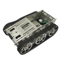 MYROBOT Metal Smart Car Track Tank Robot Chassis Platform Arduino Wali