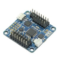 Acro Afro Naze32 NAZER 32 10DOF Opensource Flight Control for QAV Multicopter Competition w/ Compass Barometric Meter