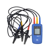 AC Indicator DT-901 CATIII CEM Three 3 Phase Tester Meter 600V Rotation 40~960V