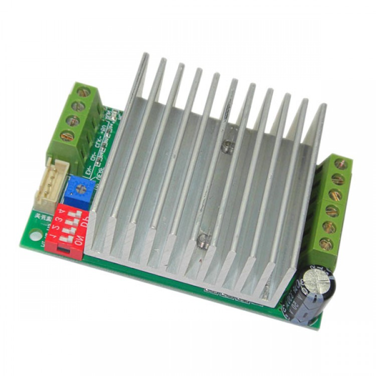 CNC Single Axis TB6600 4.5A Two Phase Stepper Motor Driver Controller