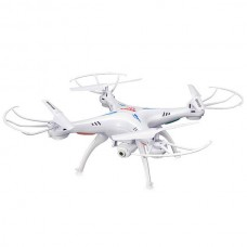 Syma X5SW Explorers-II FPV 2.4G 50M RC Drone Quadcopter 2.0MP Wifi Camera White