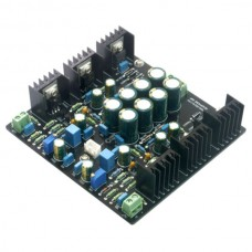 JHL Single End Class A Headphone Amplifier Board AC 12V+12V