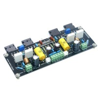 LM4702+2SK1530+2SJ201 2x100W Dual Channel Amplifier Board
