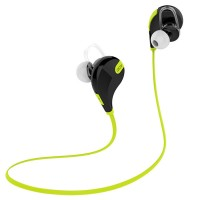 QCY QY7 Wireless Bluetooth 4.1 Headphones Sport Stereo Music Headsets Earphones With Microphone