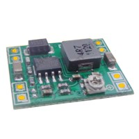 3A Super Mini Adjustable Power Supply Module 5V 12V Step-down Power Supply for TX RX Telemetry