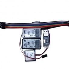 U-mini + GPS Flight Control for Fixed Wing Aircraft