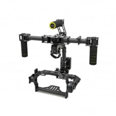 DSLR Brushless Handle Carbon Fiber Camera Gimbal Frame Kits Only for D800 D900 & Other DSLR camera
