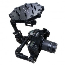 3 Axis Carbon Fiber Brushless Gimbal DSLR Camera Mount PTZ for FPV Photography