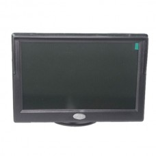 5 Inch HD Digital Monitor Display 800*480 Screen 2 Channel Video Inut Snowflakes Screen