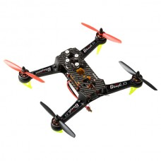 X3 Carbon Fiber Quadcopter Frame Kits & Distributor Board & ESC & Flight Control for QAV250 Multicopter FVP Photography