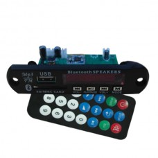 12V Bluetooth MP3 Decode Board WMA Audio Decode Board JRHT-M011B Car Use