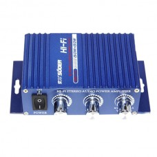 12V SUOER Car Amplifier 8251A Home Use Single Group Peak 150W