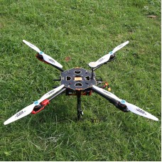 Tarot 650 Sport Quadcopter TL65S01 with X4108S 380kv Motor & 10A ESC & Wood Propeller for FPV Photography