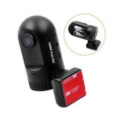 Mini 0801 With GPS Smallest HD1080p Car Dash Cam Ambarella A2S60 LCD Monitor