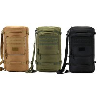 Tactical Military Trekking Camping Hiking Rucksack Backpack Bag Medium Size 60L