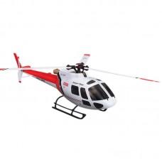 WLtoys V931 6CH Brushless AS350 Scale Flybarless RC Helicopter 3D Full Flight