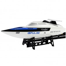 Wltoys WL912 4ch Water Cooling RC Boat Toy Top Speed 24kM/H Watercraft 390 Motor