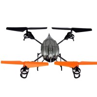 Wltoys V222 2.4G 6-Axis RC FPV Quadcopter With Camera LED Light RTF Controller