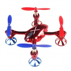 WLtoys V343 Sea-Glede 2.4G 4CH 6-Axis RC Quadcopter Toy Aircraft W/ LED Light