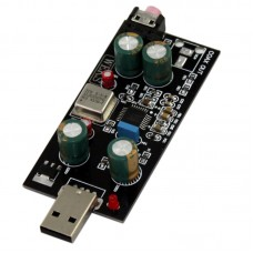 PCM2706 OTG Sound Card Decode Board 12M Active Crystal