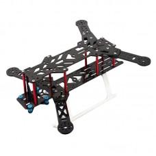EMAX 300 Transformer Folding Carbon Fiber Quadcopter Frame Kits & Motor&Prop&CC3D&ESC for FPV Photography