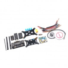 APM2.8 Flight Controller No Compass + M8N GPS + 433MHz TX RX + Power Supply + OSD for FPV