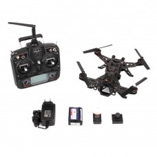 Walkera RUNNER 250 Quadcopter w/ DEVO 7&Charger&Camera&Image Transmission Module for FPV Photography