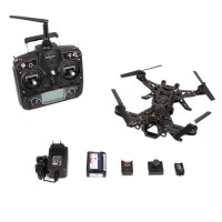Walkera RUNNER 250 Quadcopter w/ DEVO 7&Charger&Camera&Image Transmission Module &OSD for FPV Photography
