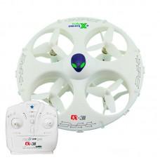 Cheerson CX-31 6-axis 4CH 360 Flips 2.4GHz RC UFO Quadcopter Drone&Headless RTF