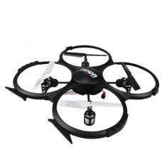 UDI U818A 2.4GHz 4 CH 6 Axis Gyro FPV RC Quadcopter with Camera RTF Mode 2 360°