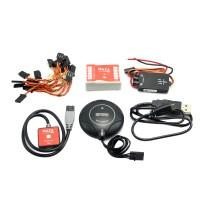 DJI Naza-M Lite Flight Control System w/ BEC LED M8N GPS Compass Module