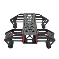 M250-C30 Carbon Fiber 3K QAV250 Quadcopter Frame Kits w/ Damper Board for Multicopter FPV Photography