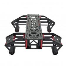 M250-C30 Carbon Fiber 3K QAV250 Quadcopter Frame Kits w/ Damper Board for Multicopter FPV Photography