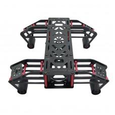 M250-C30 Glass Fiber QAV250 Quadcopter Frame Kits w/ Damper Board for Multicopter FPV Photography