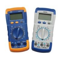 DMM Digital Multimeter A830L Ammeter Multitester Voltmeter Megohmmeter Ohmmeter hFE Current Tester w/ LCD Backlight