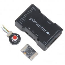 Pixraptor Flight Controller with Buzzer Safe Switch PPM Coder for RC