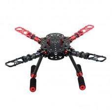 X4M350L z16 Carbon Fiber Folding Quadcopter Frame Kits for FPV Photography