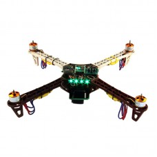 LED Braking Light Three Color State Tail Light for Quad Hexa Multicopter