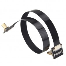 30cm Video Transmission Cable D Head to D Head Micro HDMI to Micro for Multicopter FPV Photography