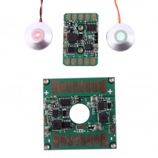 LED Light Control Board ESC Distribution Board for Multicopter FPV Photography