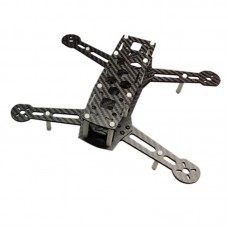 QAV250 A Type Carbon Fiber Quadcopter Frame Kits Aluminum Spacer for Multicopter FPV Photography