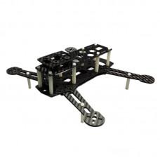 QAV250 A Type Carbon Fiber Quadcopter Frame Kits Nylon Spacer for Multicopter FPV Photography